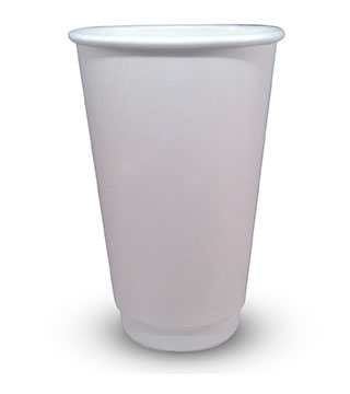 16dwEdit-1 Double Wall Paper Cup<br>16oz (455ml)<br>500 per case