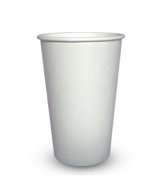 16ozC-1 Paper Cup for Cold Drinks<br>455ml (16oz)<br>1000 cups per case