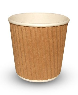 4ozRIP-331x400-1-331x400 100ml (4oz)<br>Kraft Ripple Cup<br>1000 per case