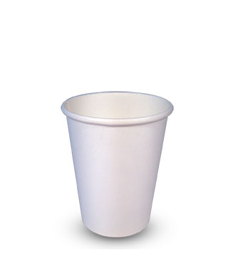 8oz-1 Paper Cup<br>225ml (8oz)<br>1000 cups per case