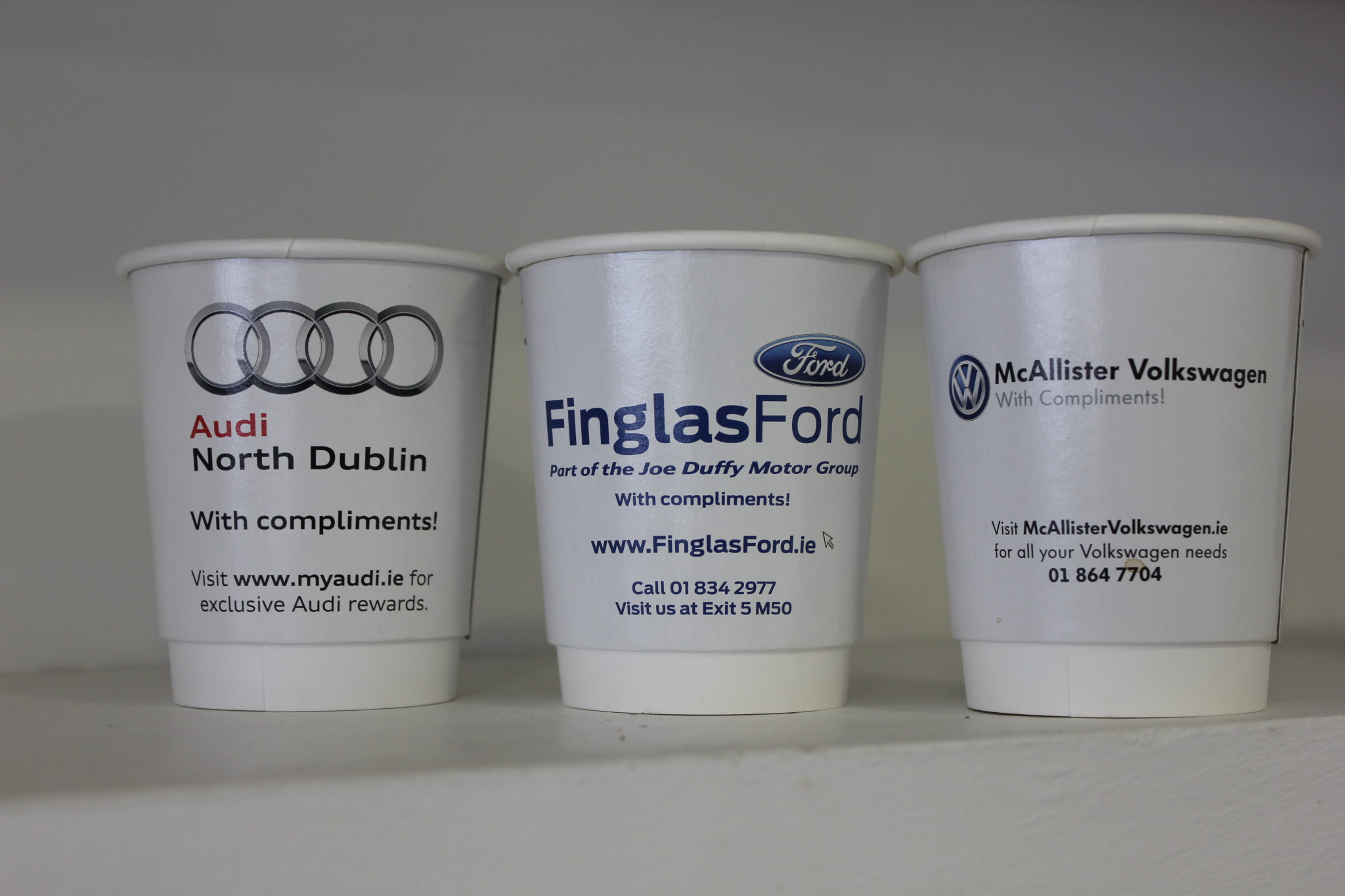 Image result for audi paper cups