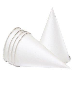 Stacked Paper Cones