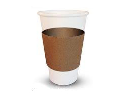 kraft_sleeves Paper Cup Trays and Sleeves