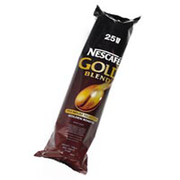 73mm-Gold-Blend-Sugar7 7oz (190ml) Nescafe Decaffeinated Gold Blend Coffee, Creamer and Sugar