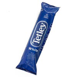 Tetley Tea White Sachet