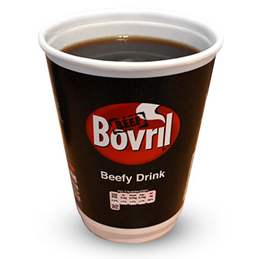 "Bovril1 90mm In-Cup ""To Go"" Drinks, 12oz"