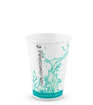 8oz-11 7.5oz Compostable Water Cooler Disposable Cups