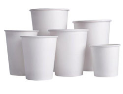 single_wall_paper_cup-1 Gobelets en papier biodégradable à simple paroi