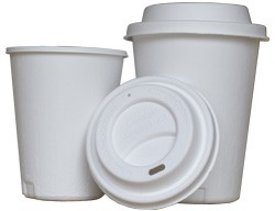 Compostable-paper-cups-and-lids Single Wall Compostable Disposable Cups